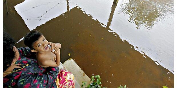 90.000 Menschen in Malaysia evakuiert