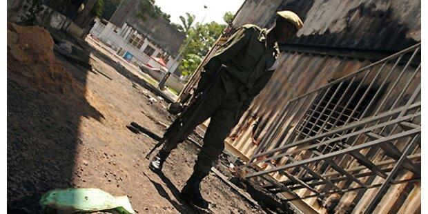 Ebola im Kongo ausgebrochen