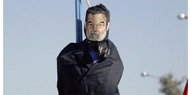 Drittes Opfer der Saddam-Exekution