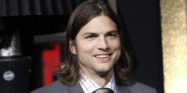 Kutcher: Wilde Single-Party in Berlin
