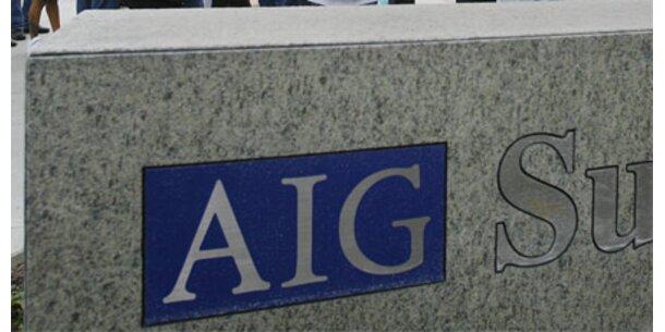 Ex-AIG-Manager wehrt sich