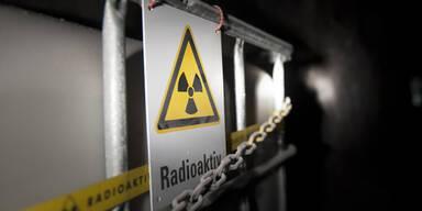 Atomreaktor nach Brand abgeschaltet
