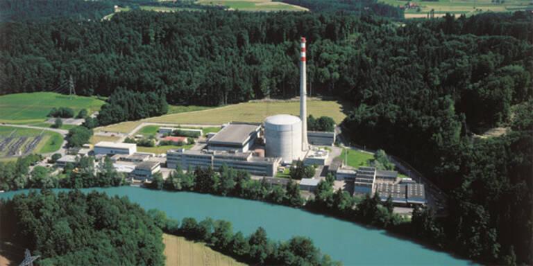 Mega-Hochwasser in der Schweiz