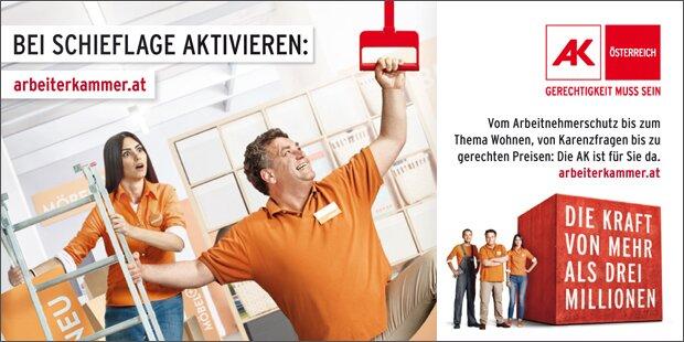 Anzeige Arbeiterkammer