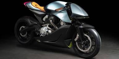 Aston Martin greift mit coolem Bike an