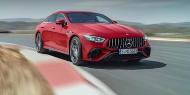 Mercedes bringt den AMG GT 4-Türer mit 843 PS