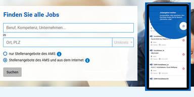 Neue Job-Suchmaschine zeigt alle freien Stellen in Österreich