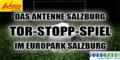 Antenne Salzburg Torstoppspiel