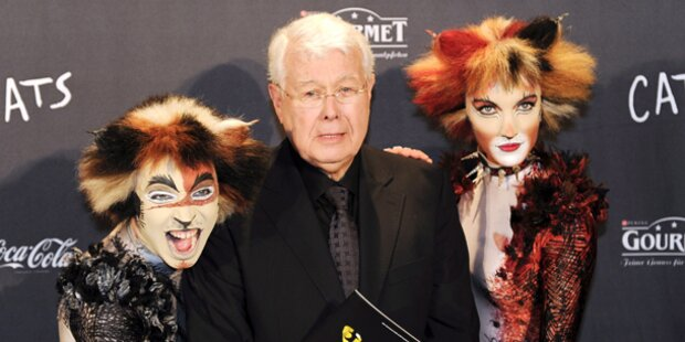 """Peter Weck führte """"Cats"""" durch Wien"""