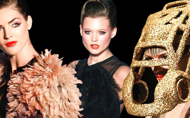 Luxus und irre Mode in Paris