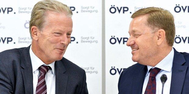 Vorgezogener Parteivorstand sorgt für gewaltige Unruhe in ÖVP