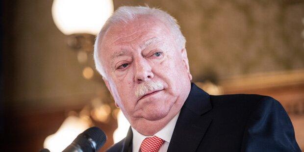 Michael Häupl ist jetzt Ehrenbürger von Wien