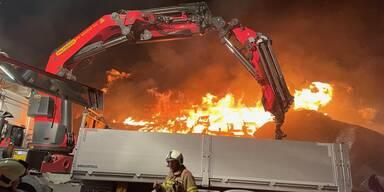 Feuer-Drama: Beliebte Alm niedergebrannt