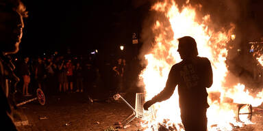 Welcome to hell Demo Hamburg G20