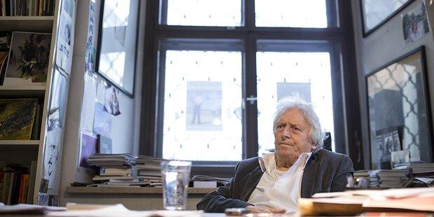 Literaturlegende Alfred Kolleritsch ist tot