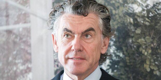 Tojner klagt jetzt Anwalt, der Treuhänder gewesen sein will