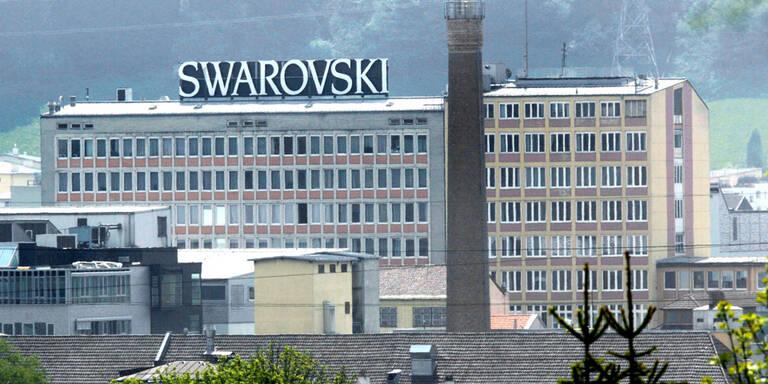 Swarovski schließt 33 von 102 Shops in Österreich