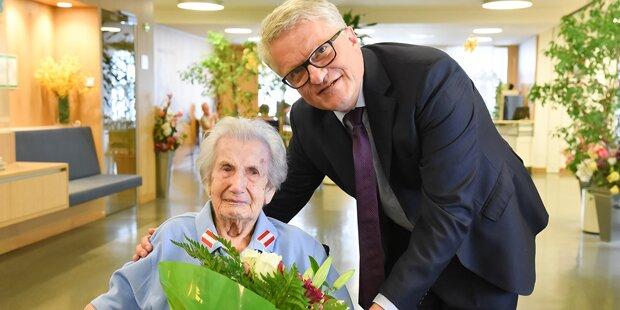 111 Jahre alt: Das ist die älteste Österreicherin