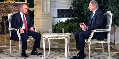 Wolf Putin Interview