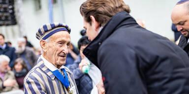 9.000 Teilnehmer bei Befreiungs-Feier in Mauthausen