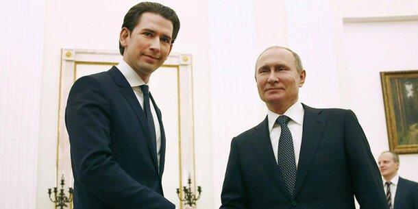1.000 Soldaten schützen Putin in Wien