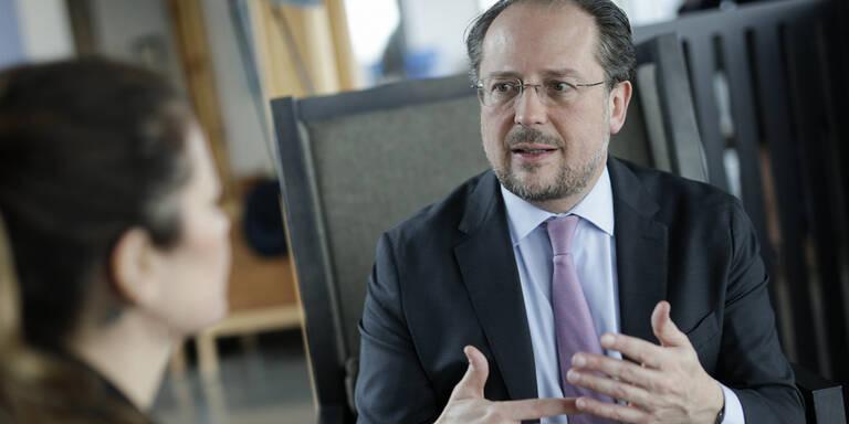 Schallenberg: ''Westbalkan soll der EU beitreten''