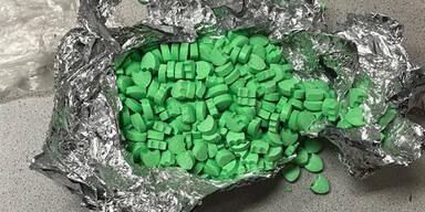 Grünes Ecstasy OÖ