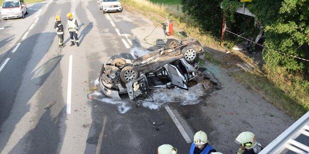 Vor Unfall: Polizei wurde vor Todes-Fahrer gewarnt
