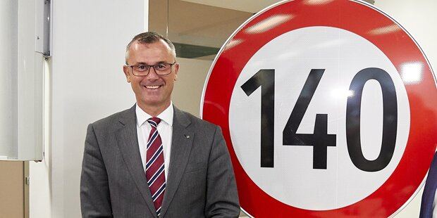 Tempo 140 bald auf fast allen Autobahnen