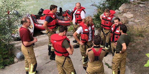 Rafting-Drama: Freunde ohne Schwimmwesten