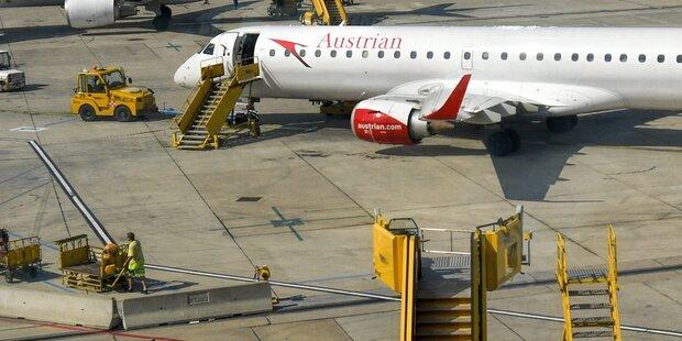 AUA: Vorrang für Fensterplatz-Passagiere