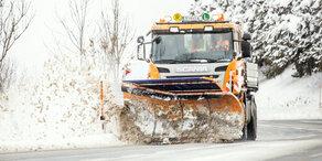 Schnee-Comeback: Wo es morgen wie viel schneit