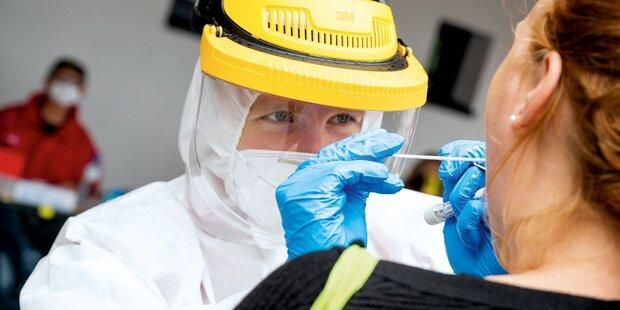 Wieder 130 Neuinfektionen in Österreich