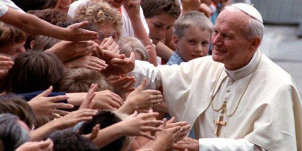 Papst freut sich auf Seligsprechung