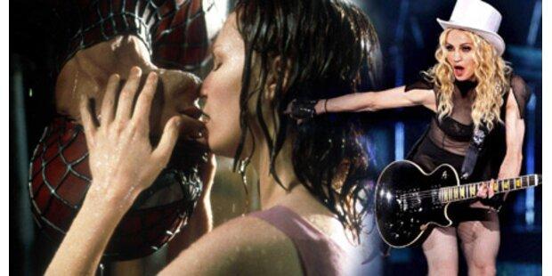 Madonna & Britney: Kuss des Jahrzehnts