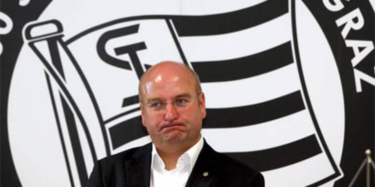 Rinner bleibt Liga-Präsident