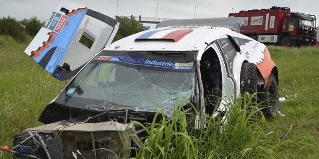 Rallye Dakar: Nächstes Todes-Opfer