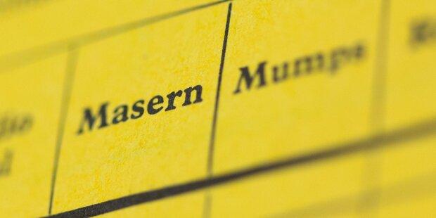 Entwarnung nach Masernverdacht an Wiener Schule