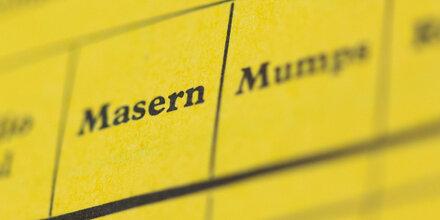 Masern-Alarm in Tiroler Krankenhaus