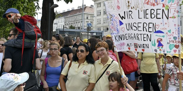 Wiener Kindergärten: Wirbel nimmt kein Ende