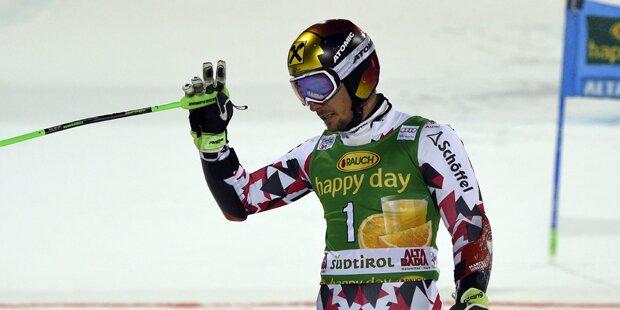 Jansrud gewinnt Parallel-Riesentorlauf in Alta Badia