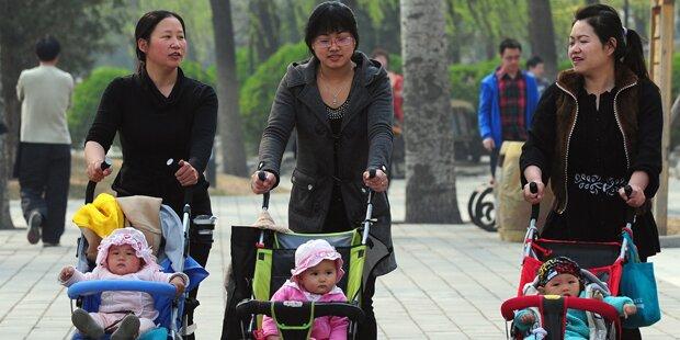 Ende der Ein-Kind-Politik in China