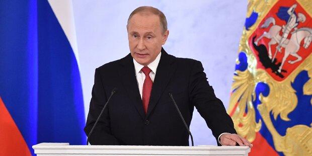 Putin ordnete Beeinflussung von US-Wahl an