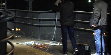 Wilde Messerstecherei in Wien: Ein Schwerverletzter