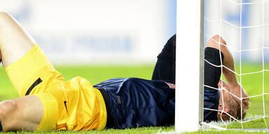 Red Bull Salzburg verpasst CL Gruppenphase
