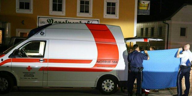 Mord-Alarm in Ried: Frau mit Messerstichen getötet