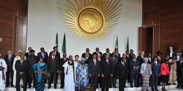Afrikanische Union bildet gemeinsames Militär