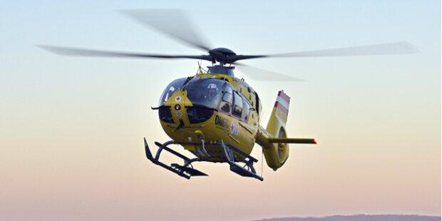 28-Jähriger erlitt bei ÖBB-Oberleitung Stromschlag: schwer verletzt