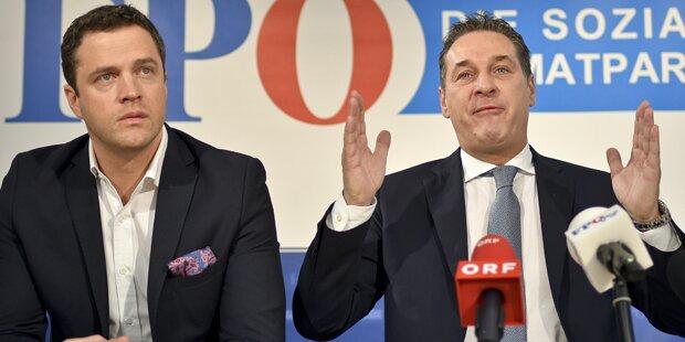 """Strache wütet gegen Drozda: """"Refugee-Welcome-Platz?"""""""