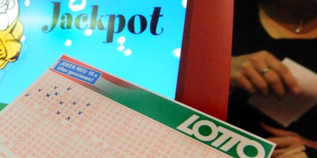 Lotto: Bereits 4,6 Millionen Euro im Topf